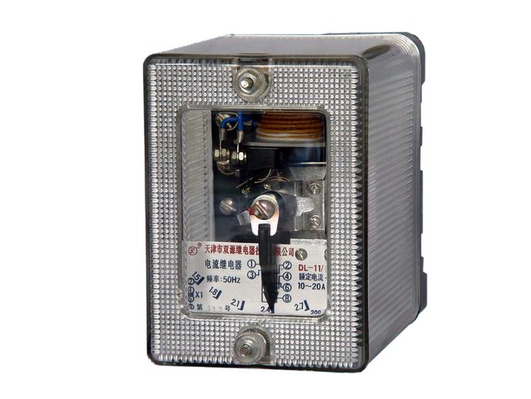dl—10系列电流继电器